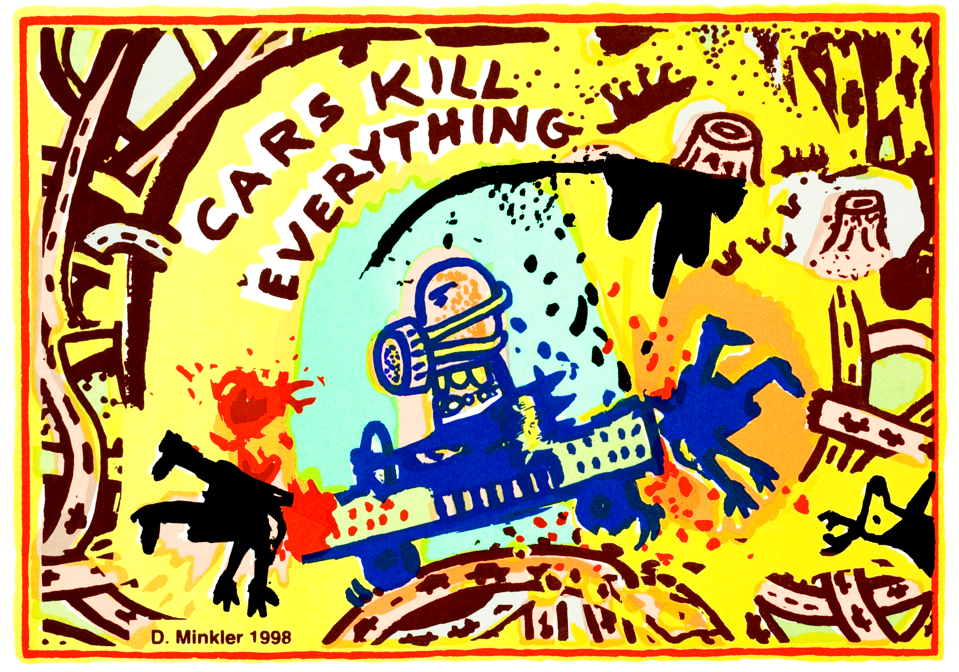 Cars Kill Everything