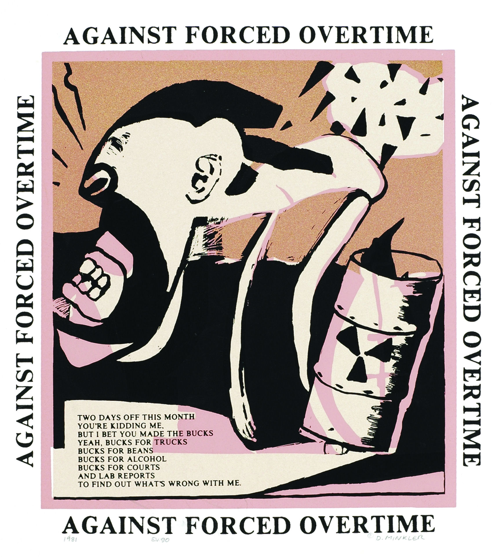 Against Forced Overtime