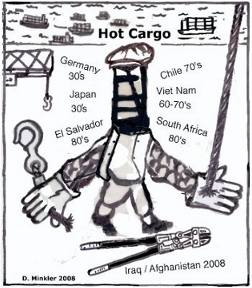 Image from the Hot Cargo poster